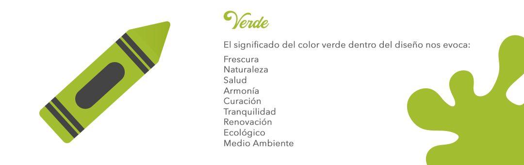 Significado de los colores en el diseño
