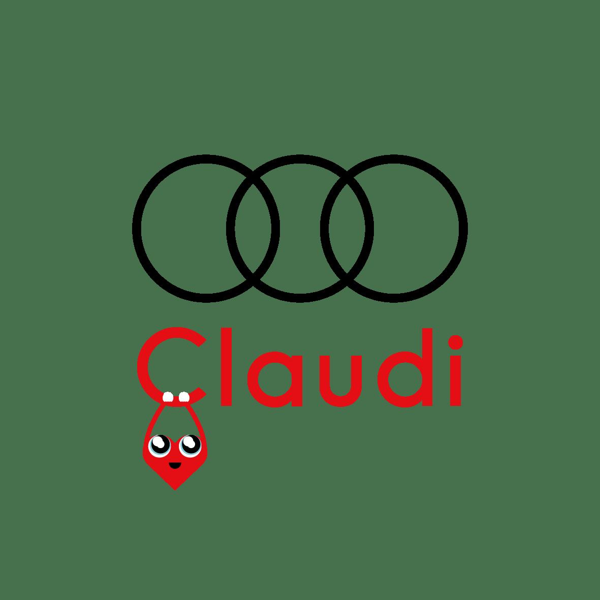 Imagotipo Audi Nerea Orgambides