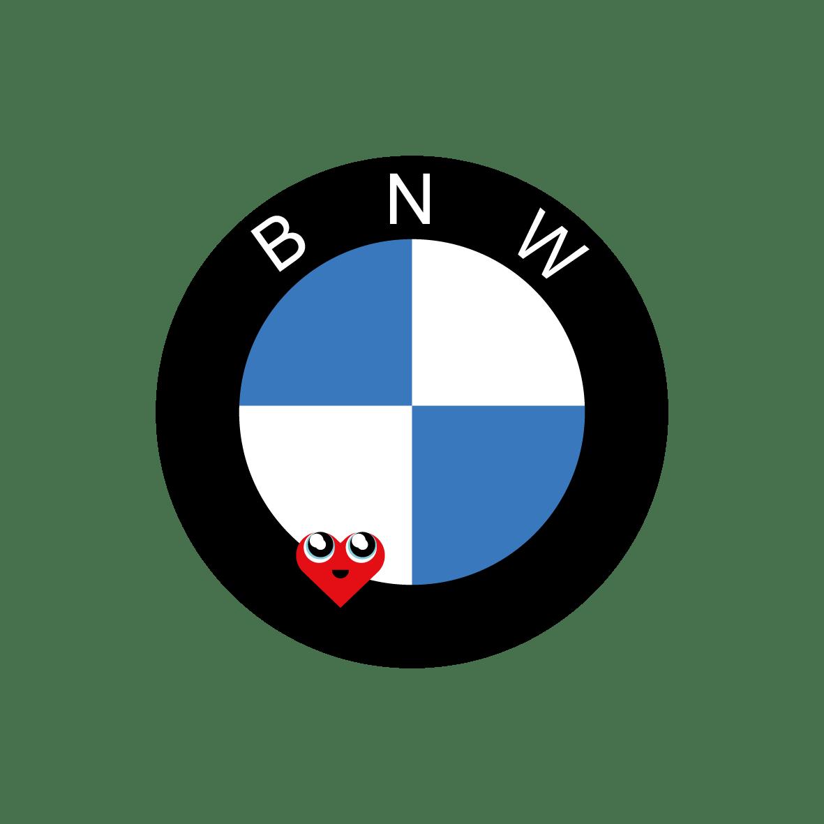 Isologotipo BMW Nerea Orgambides