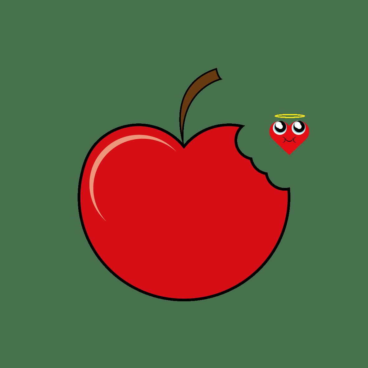 Isotipo Apple Nerea Orgambides