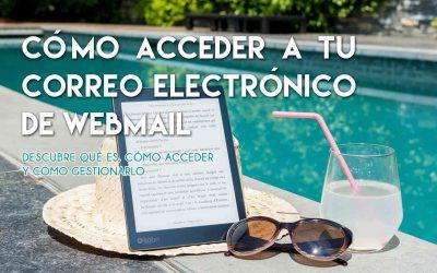 Cómo acceder a tu correo electrónico de Webmail